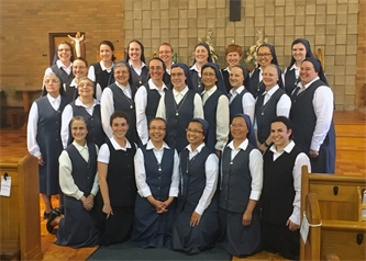 """A new #MediaNuns """"Forever Yes""""!"""
